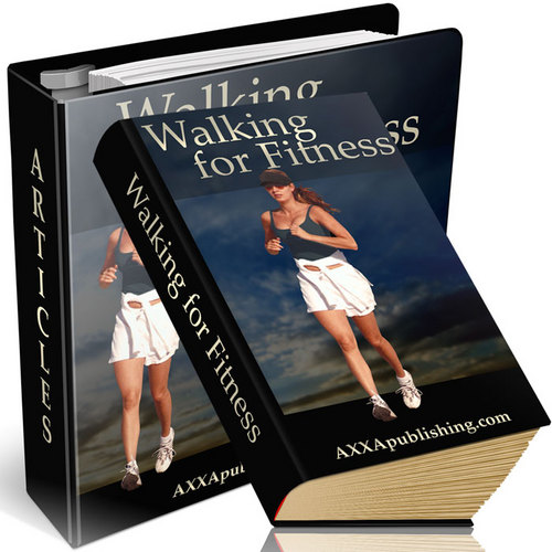 Product picture Walking for Fitness- A guide to achieve athlete like fitness