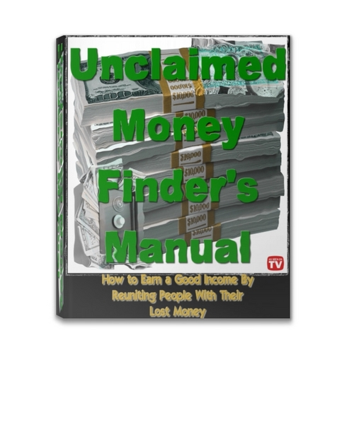 Product picture The Money Finders Guide- A quick way to make money