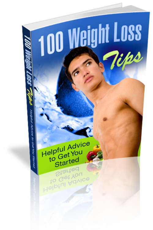 Product picture 100 Weight Loss Tips- Weight loss without gym or fad diet
